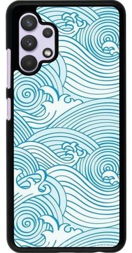 Coque Samsung Galaxy A32 - Ocean Waves