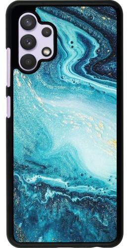 Coque Samsung Galaxy A32 - Sea Foam Blue