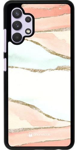 Coque Samsung Galaxy A32 - Shimmering Orange