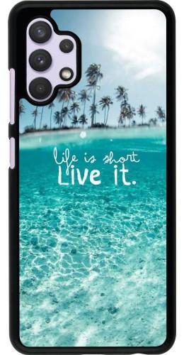 Coque Samsung Galaxy A32 - Summer 18 24