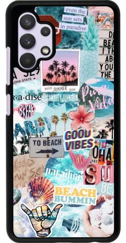 Coque Samsung Galaxy A32 - Summer 20 collage