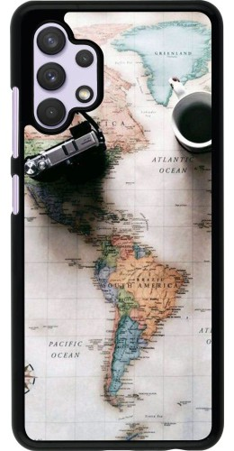 Coque Samsung Galaxy A32 - Travel 01