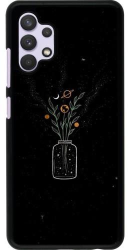 Coque Samsung Galaxy A32 - Vase black