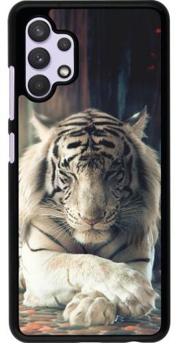 Coque Samsung Galaxy A32 - Zen Tiger