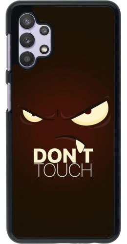 Coque Samsung Galaxy A32 5G - Angry Dont Touch