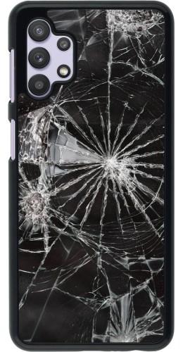Coque Samsung Galaxy A32 5G - Broken Screen
