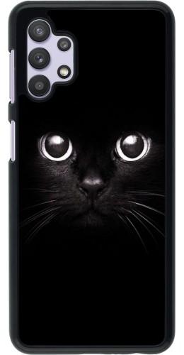 Coque Samsung Galaxy A32 5G - Cat eyes
