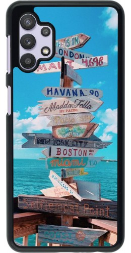 Coque Samsung Galaxy A32 5G - Cool Cities Directions