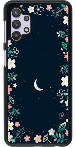 Coque Samsung Galaxy A32 5G - Flowers space