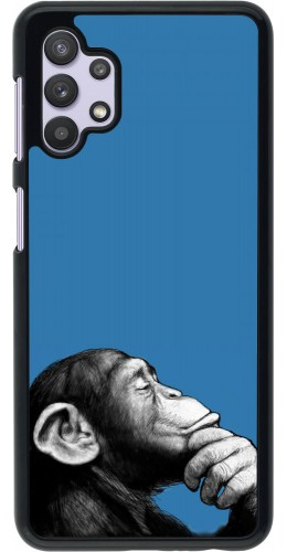 Coque Samsung Galaxy A32 5G - Monkey Pop Art