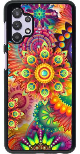 Coque Samsung Galaxy A32 5G - Multicolor aztec