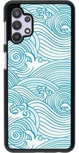 Coque Samsung Galaxy A32 5G - Ocean Waves