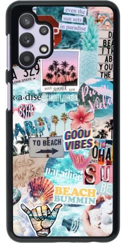 Coque Samsung Galaxy A32 5G - Summer 20 collage