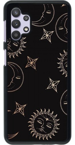 Coque Samsung Galaxy A32 5G - Suns and Moons