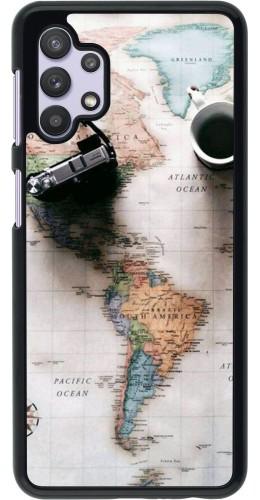 Coque Samsung Galaxy A32 5G - Travel 01