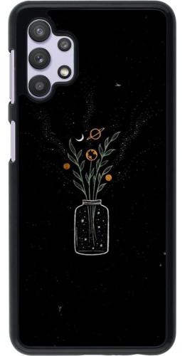Coque Samsung Galaxy A32 5G - Vase black
