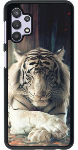 Coque Samsung Galaxy A32 5G - Zen Tiger