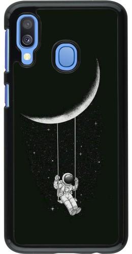 Coque Samsung Galaxy A40 - Astro balançoire