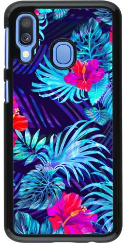 Coque Samsung Galaxy A40 - Blue Forest