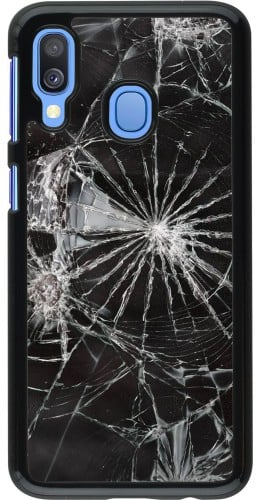 Coque Samsung Galaxy A40 - Broken Screen