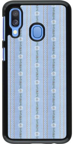 Coque Samsung Galaxy A40 - Edelweiss