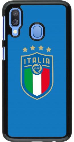 Coque Samsung Galaxy A40 - Euro 2020 Italy