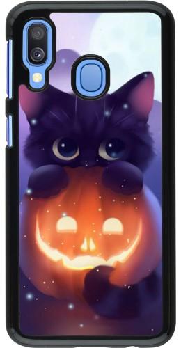 Coque Samsung Galaxy A40 - Halloween 17 15