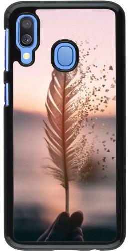 Coque Samsung Galaxy A40 - Hello September 11 19