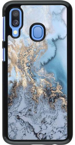 Coque Samsung Galaxy A40 - Marble 04
