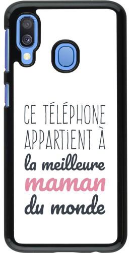Coque Samsung Galaxy A40 - Mom 20 04