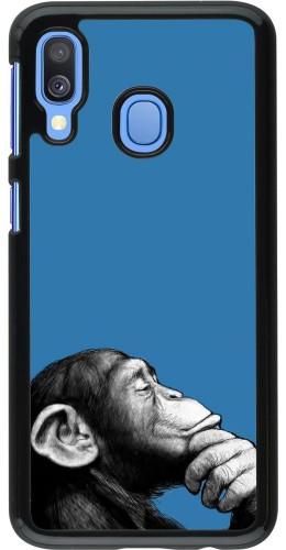Coque Samsung Galaxy A40 - Monkey Pop Art