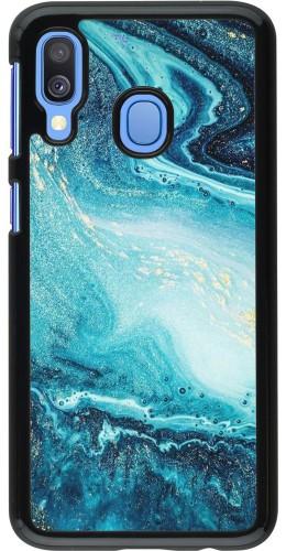 Coque Samsung Galaxy A40 - Sea Foam Blue