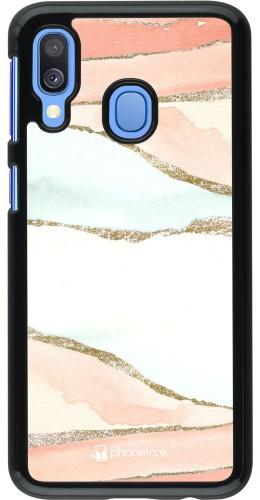 Coque Samsung Galaxy A40 - Shimmering Orange