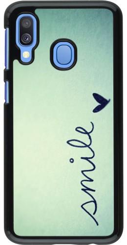 Coque Samsung Galaxy A40 - Smile