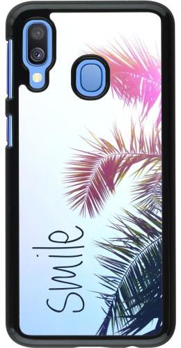 Coque Samsung Galaxy A40 - Smile 05