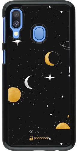 Coque Samsung Galaxy A40 - Space Vector