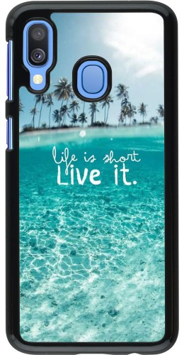 Coque Samsung Galaxy A40 - Summer 18 24