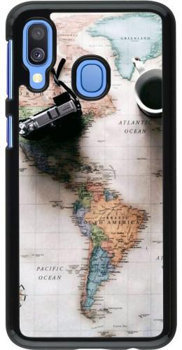 Coque Samsung Galaxy A40 - Travel 01
