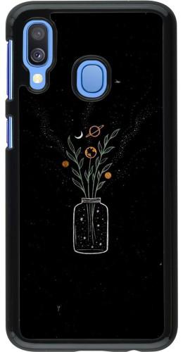 Coque Samsung Galaxy A40 - Vase black