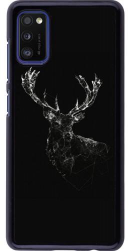 Coque Samsung Galaxy A41 - Abstract deer