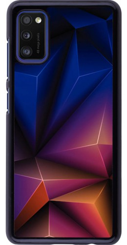 Coque Samsung Galaxy A41 - Abstract Triangles