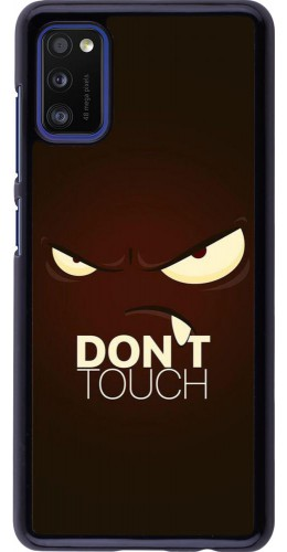 Coque Samsung Galaxy A41 - Angry Dont Touch