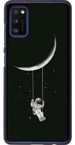 Coque Samsung Galaxy A41 - Astro balançoire