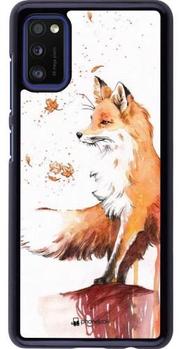 Coque Samsung Galaxy A41 - Autumn 21 Fox