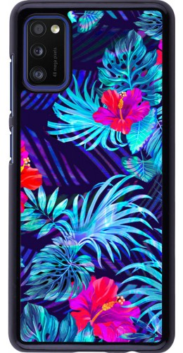 Coque Samsung Galaxy A41 - Blue Forest