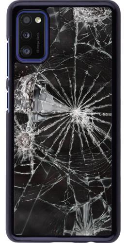 Coque Samsung Galaxy A41 - Broken Screen
