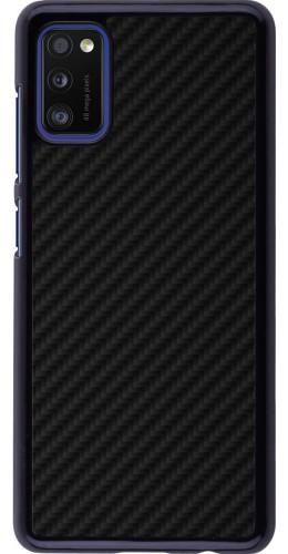 Coque Samsung Galaxy A41 - Carbon Basic