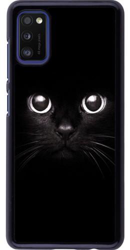 Coque Samsung Galaxy A41 - Cat eyes