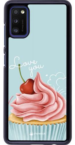 Coque Samsung Galaxy A41 - Cupcake Love You