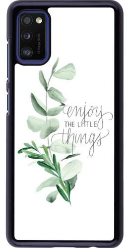 Coque Samsung Galaxy A41 - Enjoy the little things